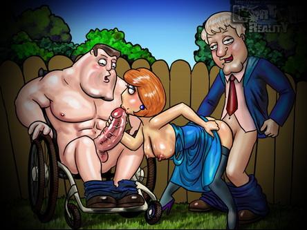 Tags: Lois Griffin, Lois nude, Lois xxx