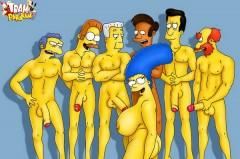 Hot toons from Toon Fan XXX Club - Futurama Porn Marge Shrek Porn Simpsons Porn