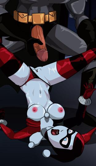Hot fucking Harley Quinn toons