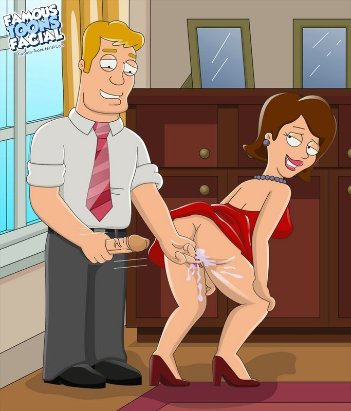 American Dad Cartoon Videos and Porn