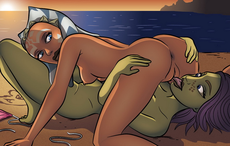 star wars rebels ashoka porn № 172498