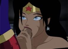 WonderWoman at toon fanclub - Justice League Porn Wonder Woman porn