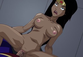 WonderWoman at toonfanclub 3