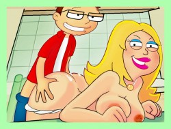 American dad porn story
